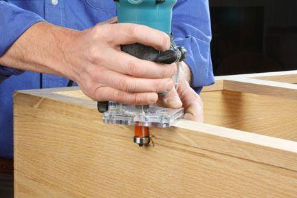 how to make cabinet face frames pinterest pocket hole jig rh pinterest ca Cabinet Door Faces Make Your Own Cabinet Doors