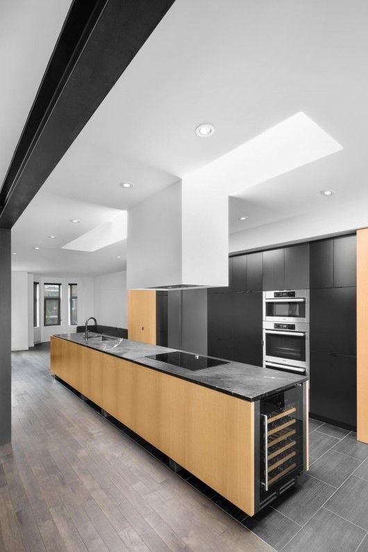 drolet residence naturehumaine kitchen pinterest architects