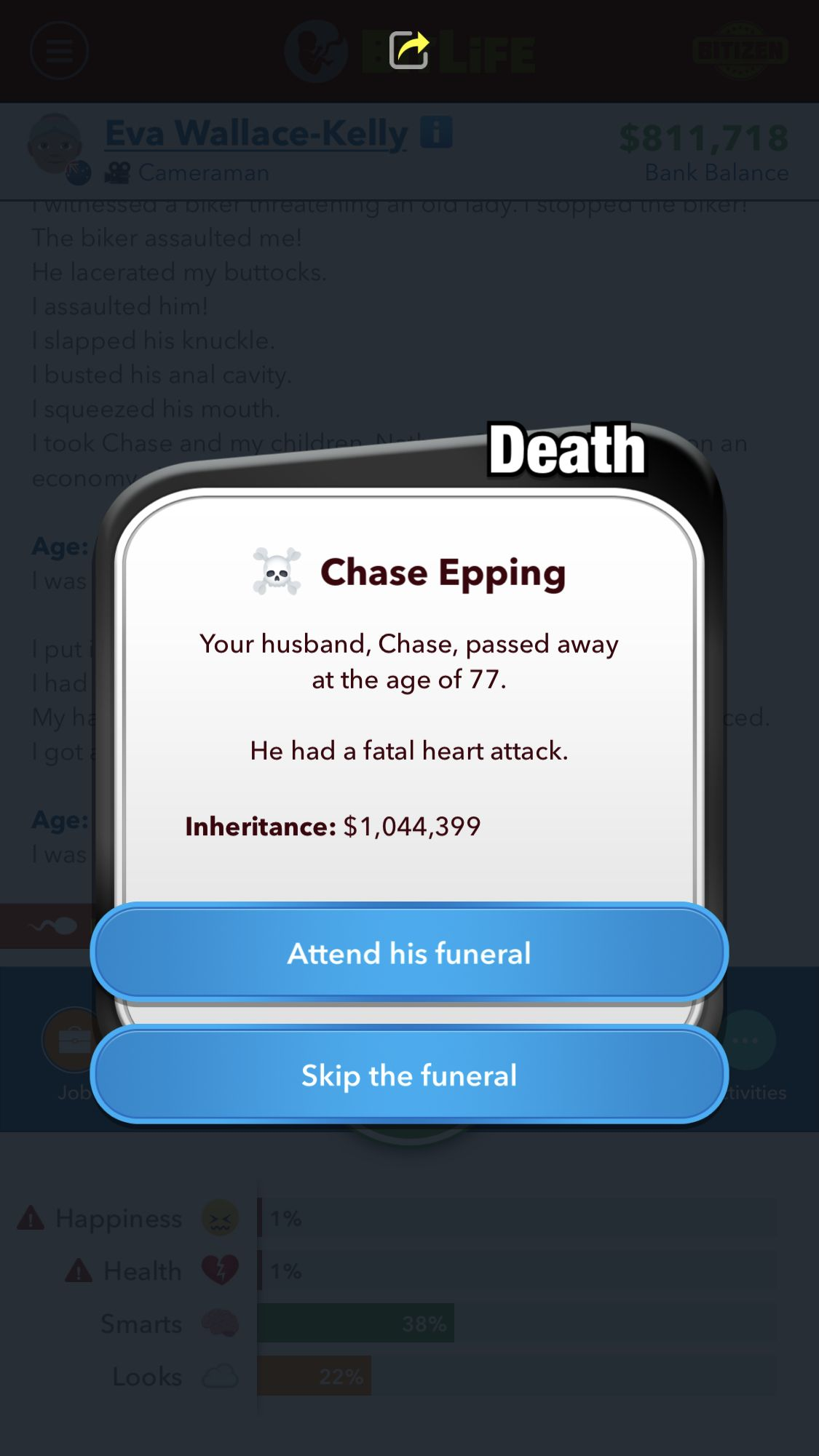 Pin by Lakendra on BitLife Student banking, Baby boy