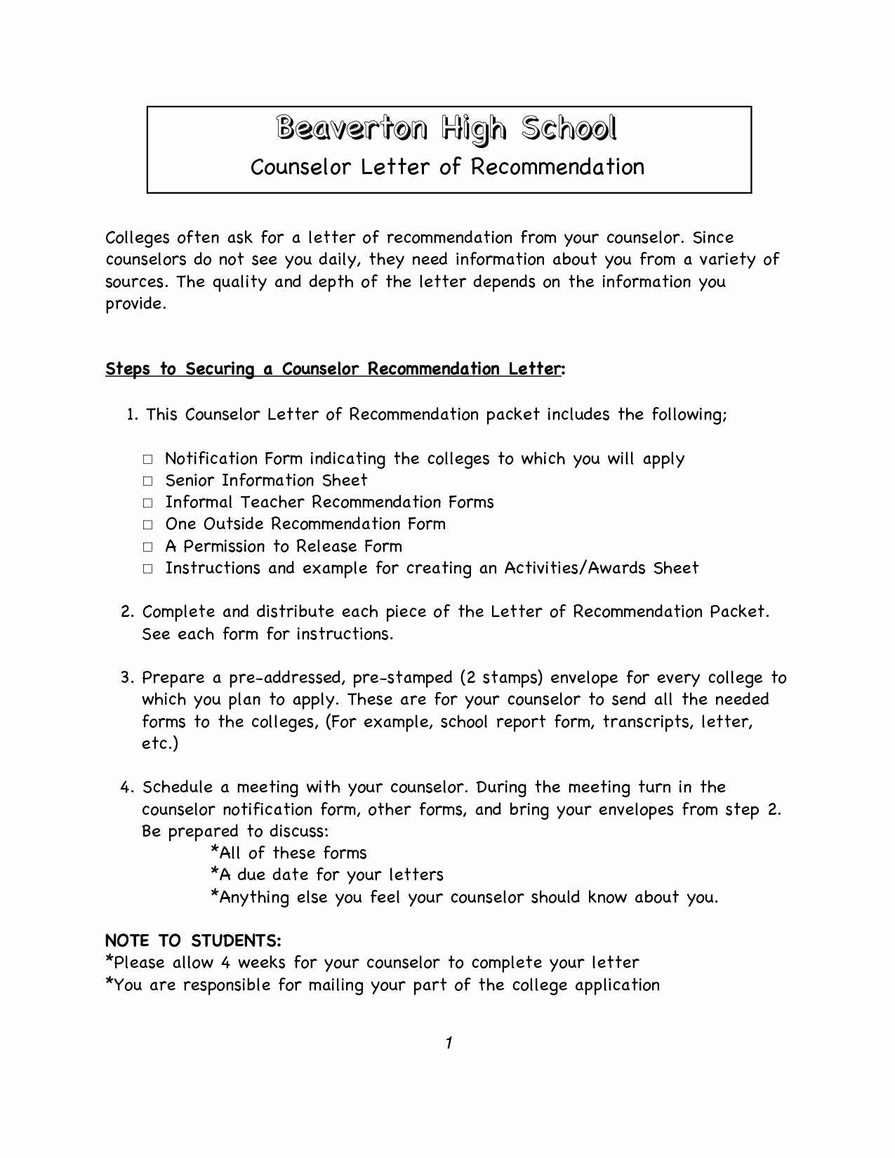 Letter Of Envelope Elegant College Re