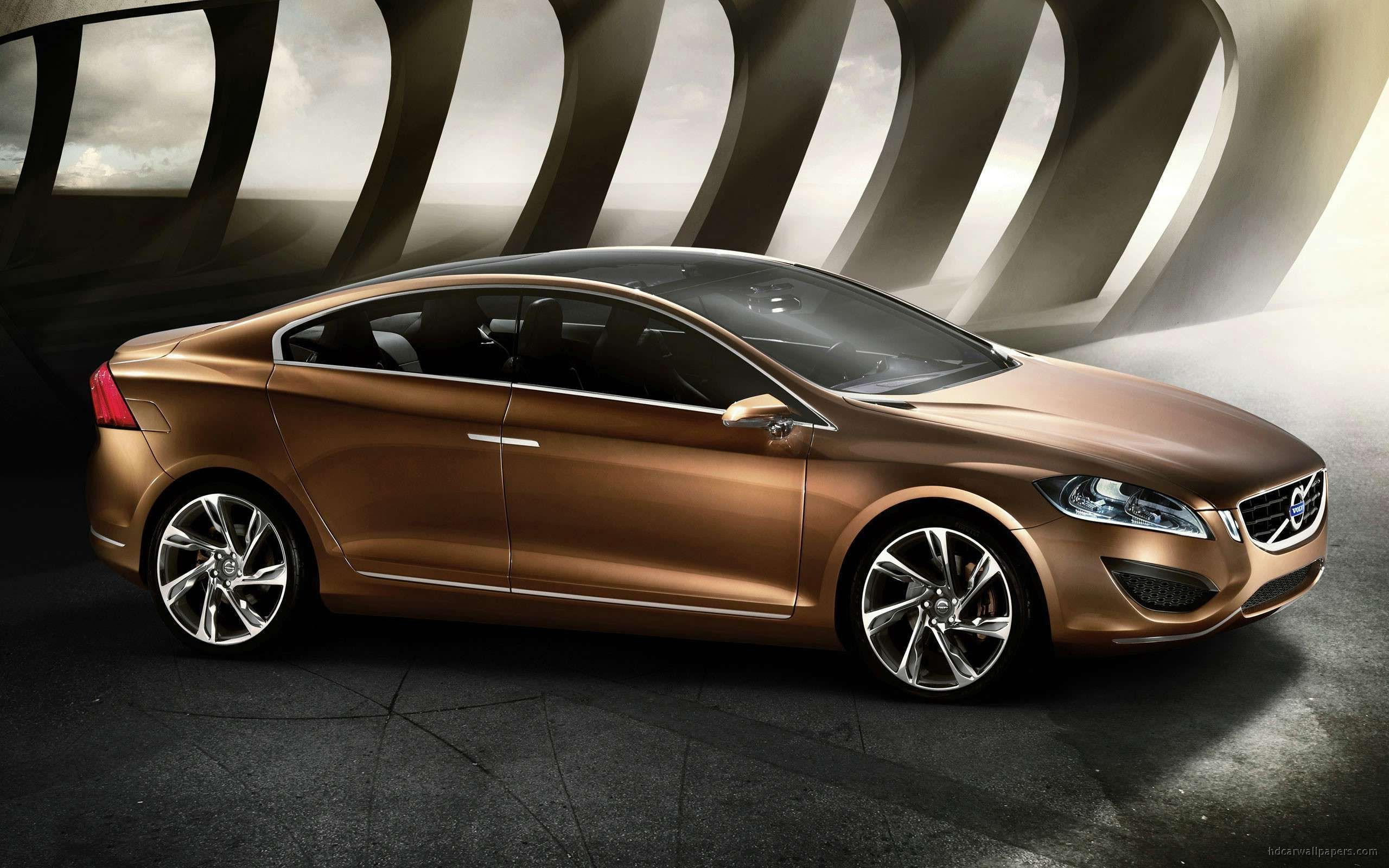 Volvo S60 Concept 2010 Hd Wallpapers Hd Car Wallpapers Volvo S60 Car Hd Volvo