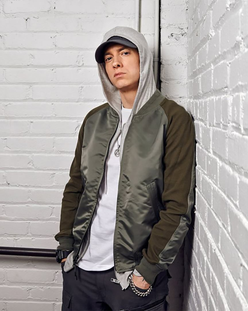 With The Release Of His New Album Eminem Has Officially Made
