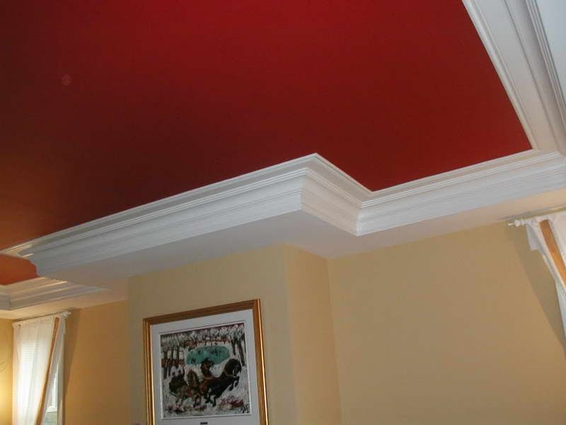 Red Home Depot Crown Moulding Http