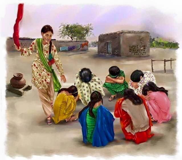 old traditional games of punjab in punjabi
