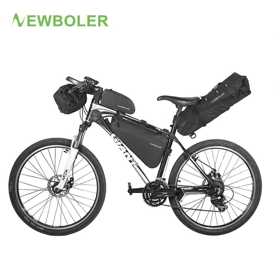 Top 10 Best Bicycle Saddle Bags In 2020 Pannier Bag Bike