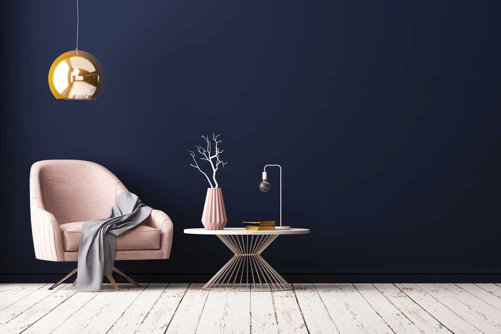 Cool Color Trends For 2021 Starting From Pantone 2020 Classic Blue Classic Blue Pantone Color Palette Living Room Pantone 2020