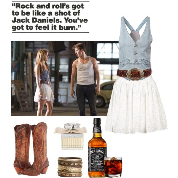 Footloose | polyvore | Pinterest | Tony lama boots, Jane ...