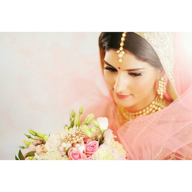 IT'S PG'LICIOUS — #indianbride