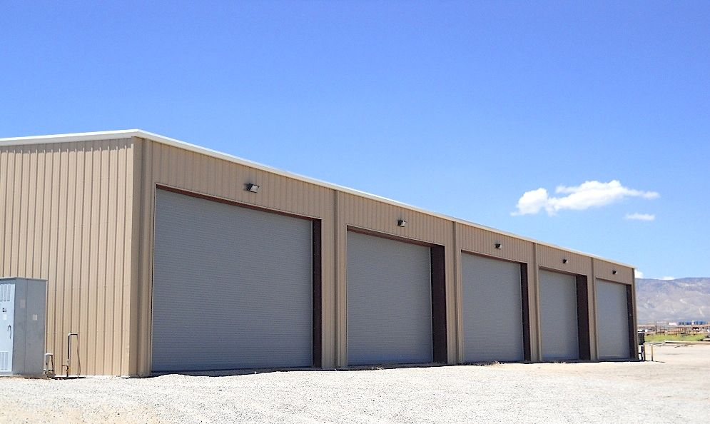 Four Door Warehouse Garage Doors By Town Country Garage Doors