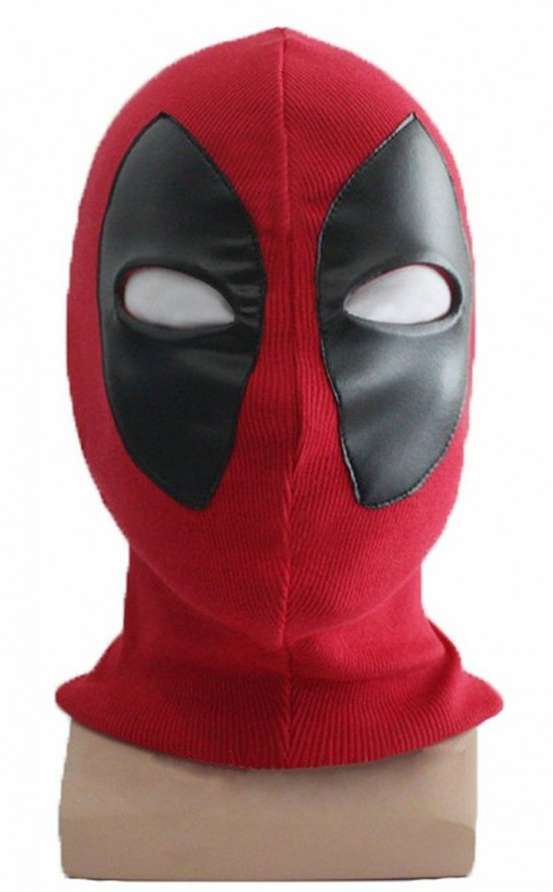 Deadpool Costume Mask Wearables Pinterest Deadpool And