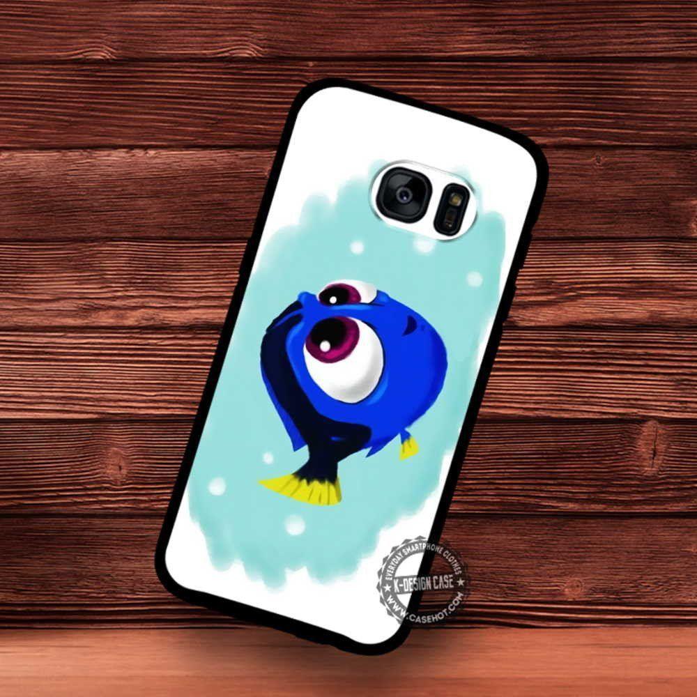 Hi I'm Dory Finding Dory Cartoon - Samsung Galaxy S7 S6 S5 Note 7 ...