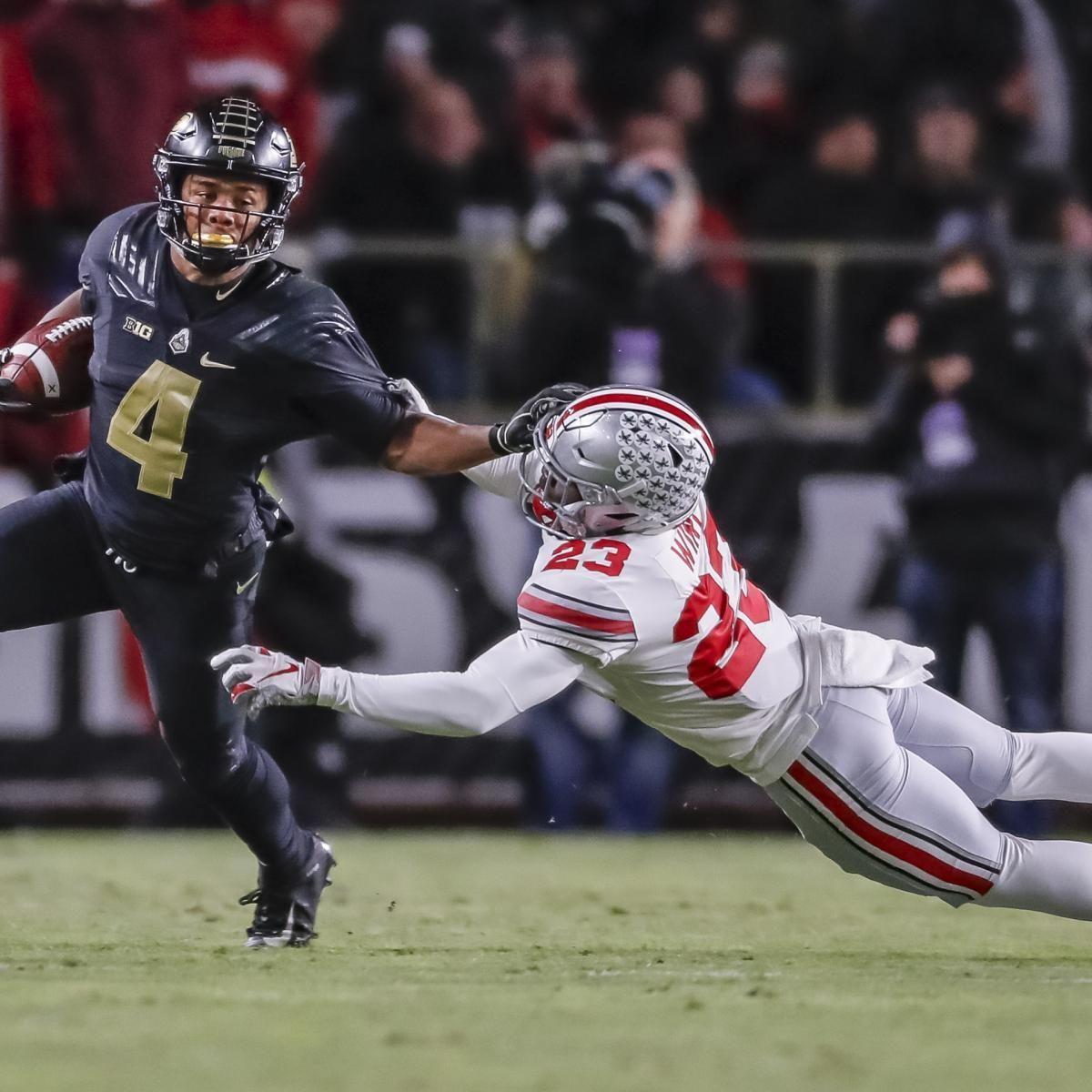 AP College Football Poll 2018: Week 9 Top 25 Rankings