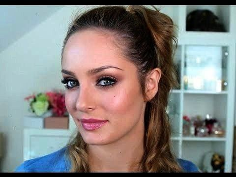 Smokey Eye: High End Makeup Tutorial! - YouTube,  ... -  Tom Ford Bronze Smokey Eye: High End Makeu