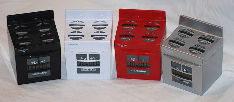 Cool Kitchen Timers I Saw On America S Test Kitchen The