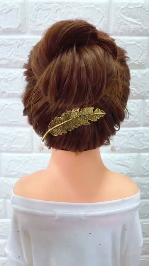 15 SIMPLE AND EASY TO LEARN HAIRSTYLE IDEAS FOR GIRLS NOWADAYS  #Easy #girls #hairstyle #hairstyles #ideas #learn #nowadays #simple