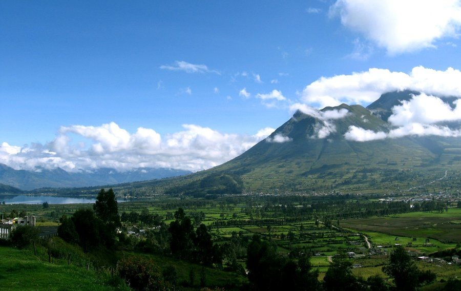 Image result for ecuador landscape
