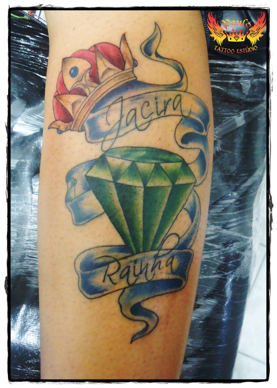 #Coroa #Diamante #Faixa #Homenagem