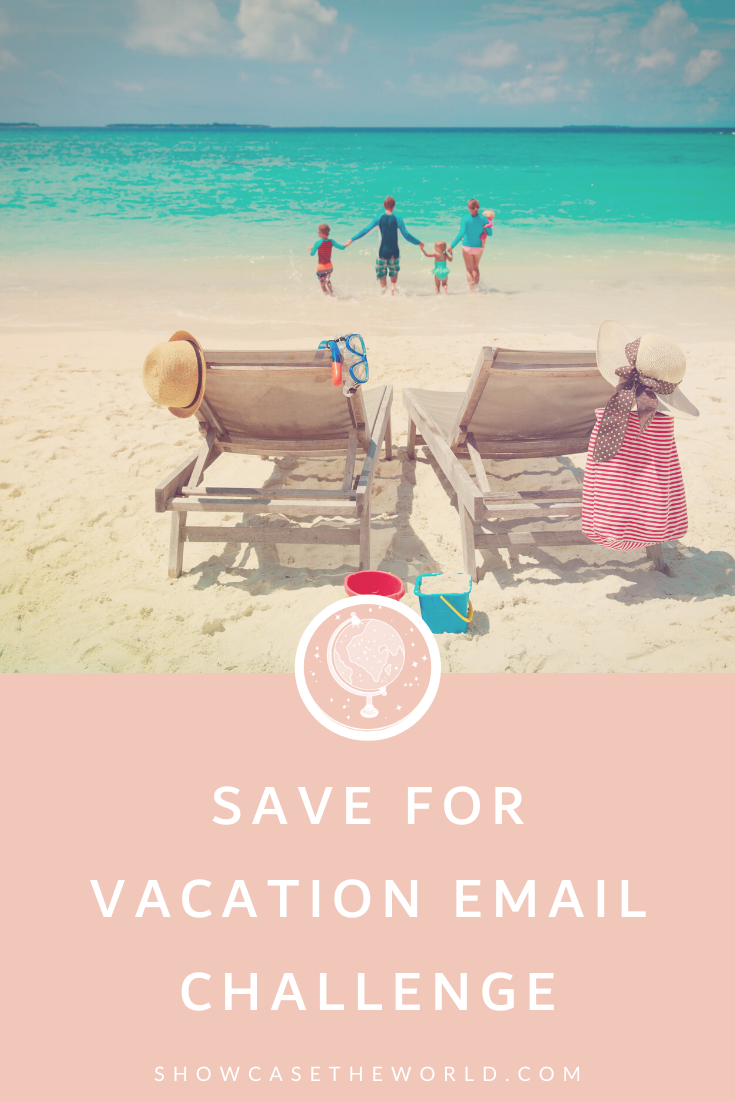 Save For Vacation Free 5 Day Email Challenge Vacation Savings Vacation Fund Best Disney Resort
