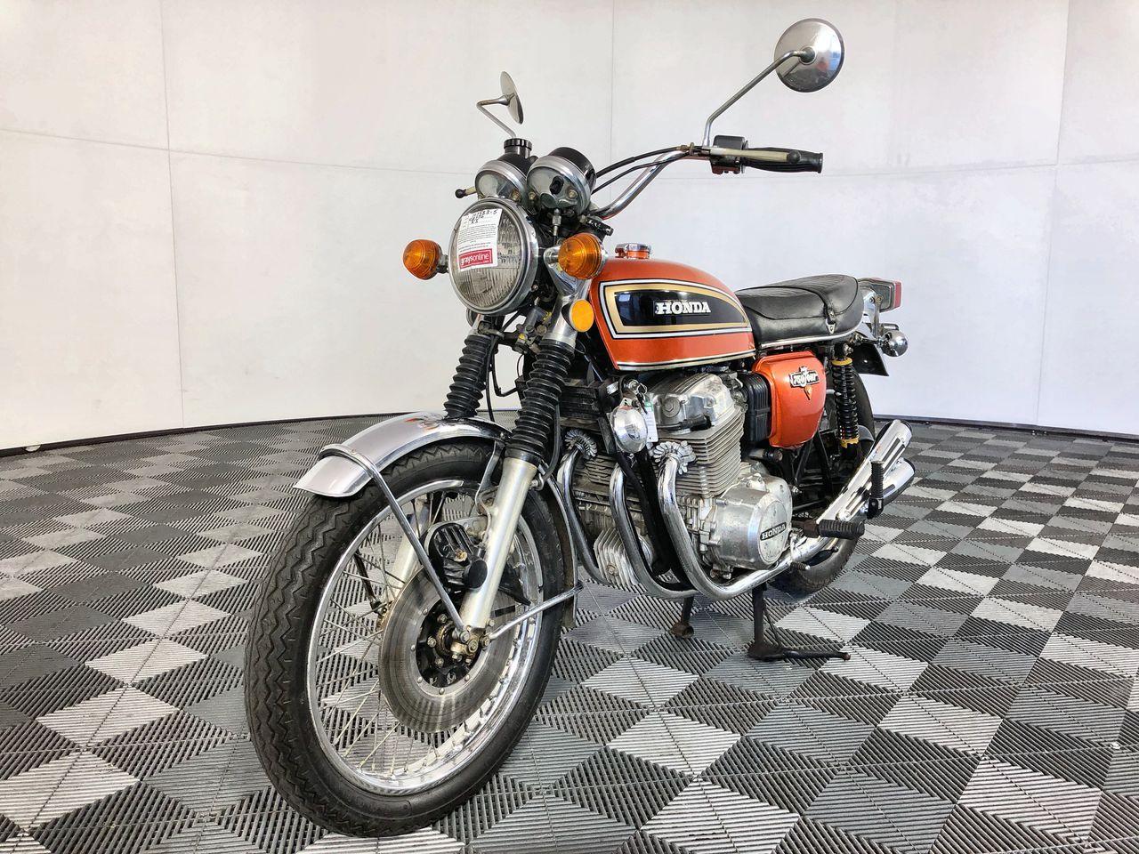 1973 Honda CB750K