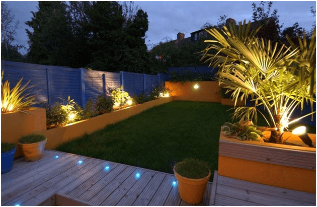 75 brilliant backyard landscape lighting ideas 2017