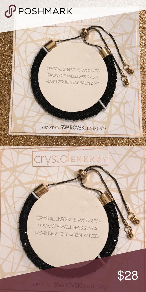 Beautiful Boho Crystal Energy Bracelet Great Gift The Crystal Energy Bracelet Is Adjustable To Fit Most Any Energy Bracelets Boho Crystal Energy Jewelry