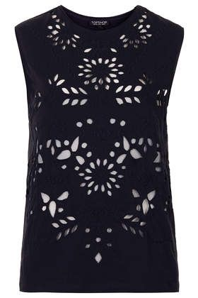 Cutwork Tank - New In This Week  - New In