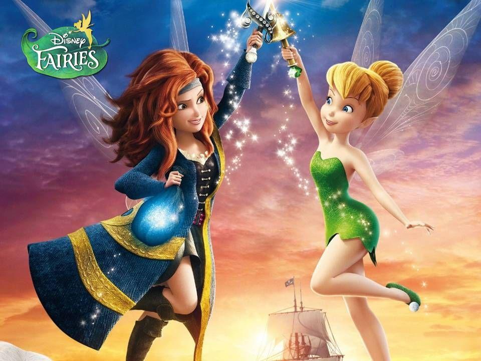 Disney Fairies Fadas