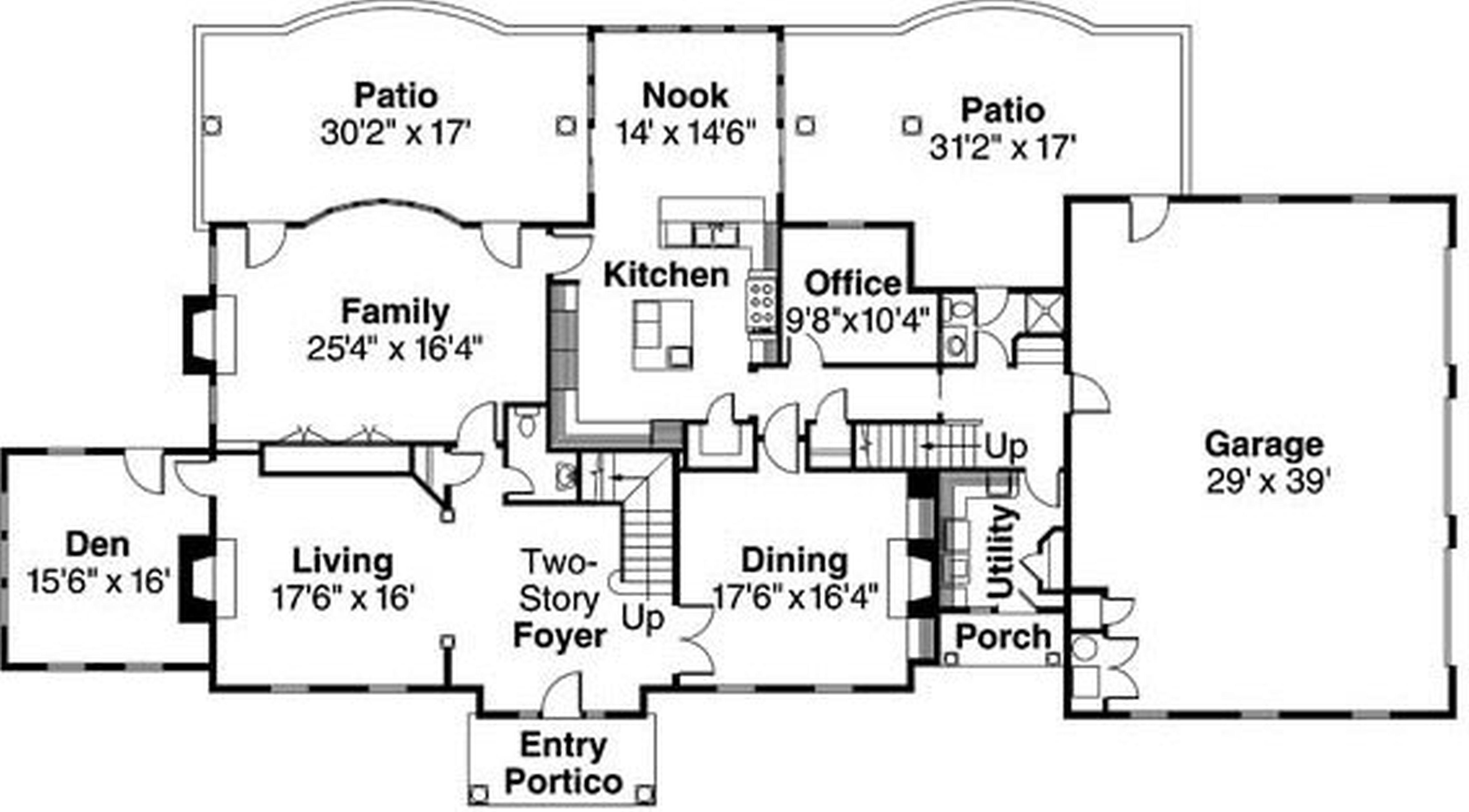 House Plan Floorplan Nice Black White House Plans Luxury