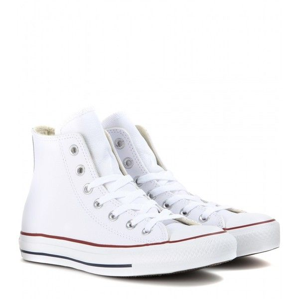 Converse Chuck Taylor All Star High-Top Sneakers found on Polyvore ... 04a502410