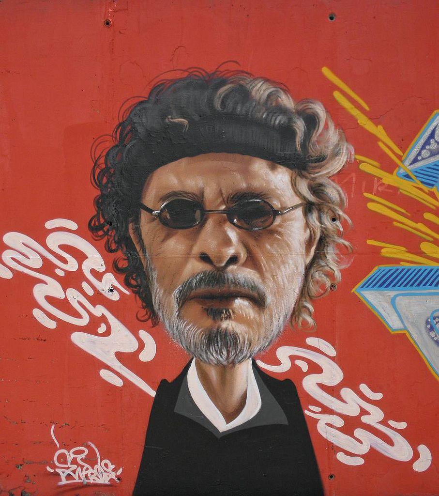 Confira o graffiti realista do brasileiro Sipros, que está presente nas ruas desde 1997.                                                   ...