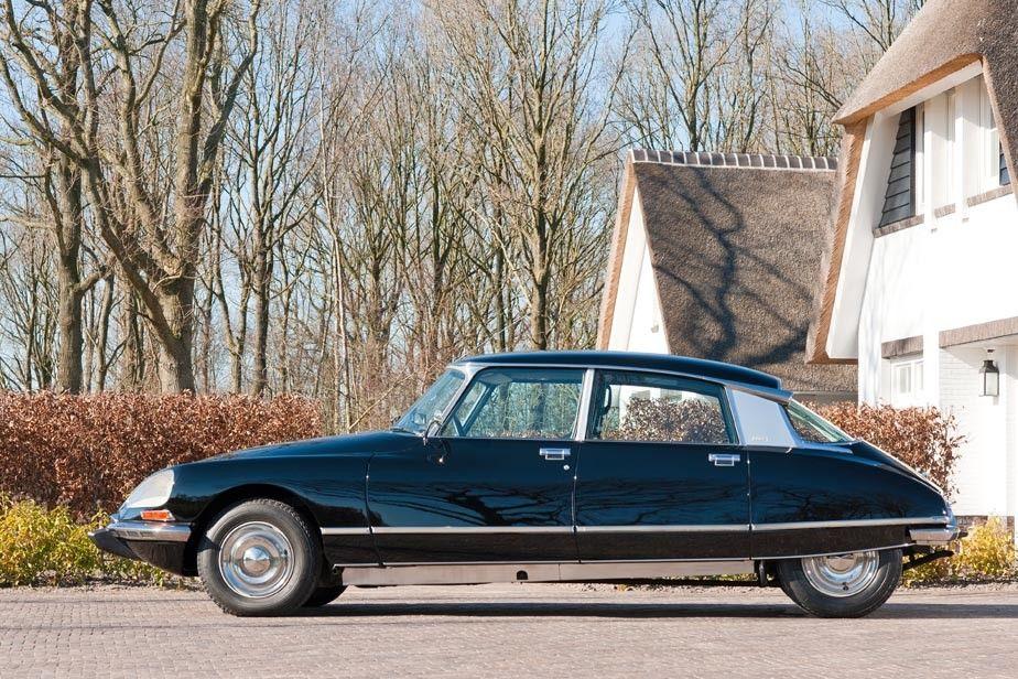 Citron Ds23 Ie Pallas Prestige 1973 Citroen Pinterest Ds