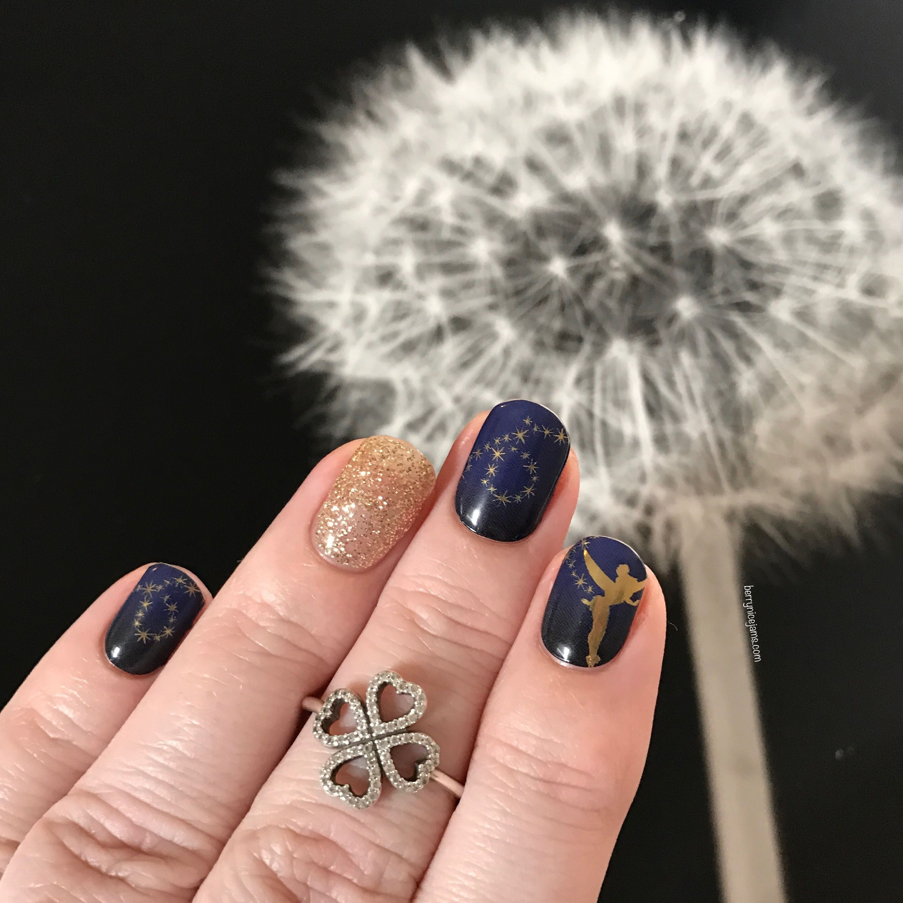 Loving Tinkerbell on these Disney Collection by Jamberry Wraps!! DIY ...