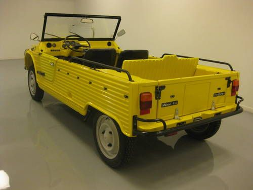 citroen mehari 4x4 very rare perfect car for sale 1980 fiat 39 s mini 39 s vw and other things. Black Bedroom Furniture Sets. Home Design Ideas