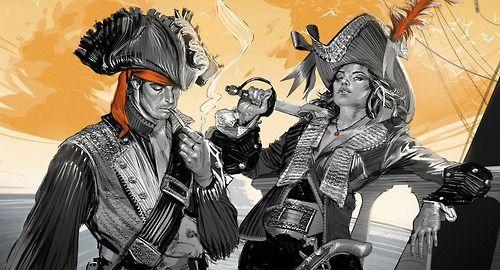 RunGround, (via Pirates! by Afekay - Rémi - CGHUB)