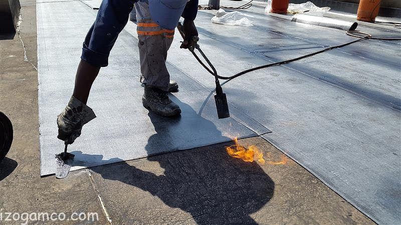 ارزانترین ایزوگام با کیفیت دارای استاندارد ملی ایران Waterproof House Cleaning Company Cleaning Services Company