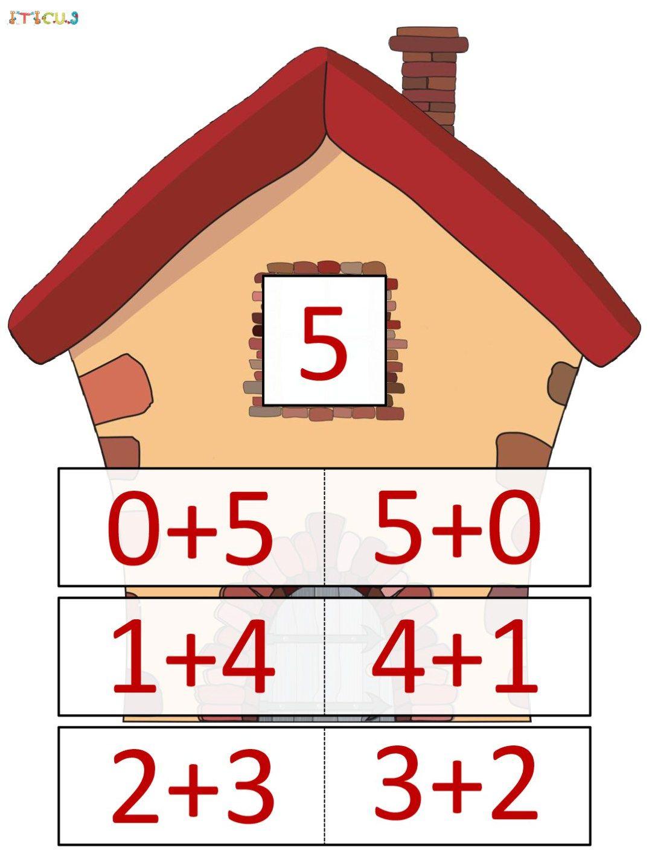 Abn Descomposicion Numerica En Infantil Aprendemos A Sumar