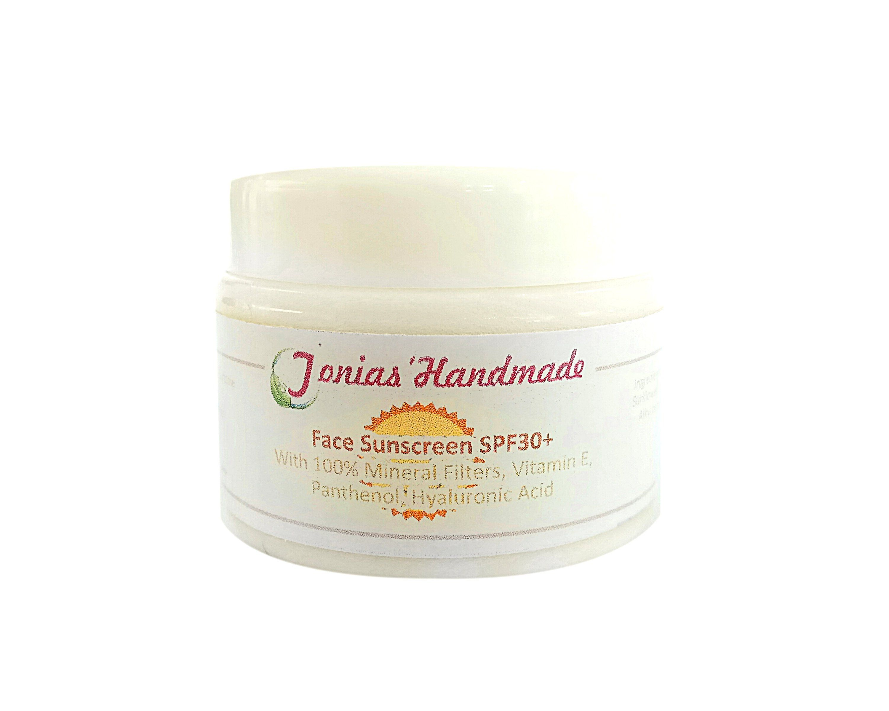 Tender Sprouts Organic Zinc-Oxide Baby Sunscreen. SPF