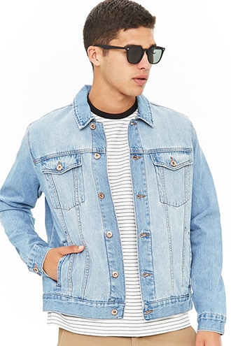 6a1d034f7fa7d Classic Denim Jacket