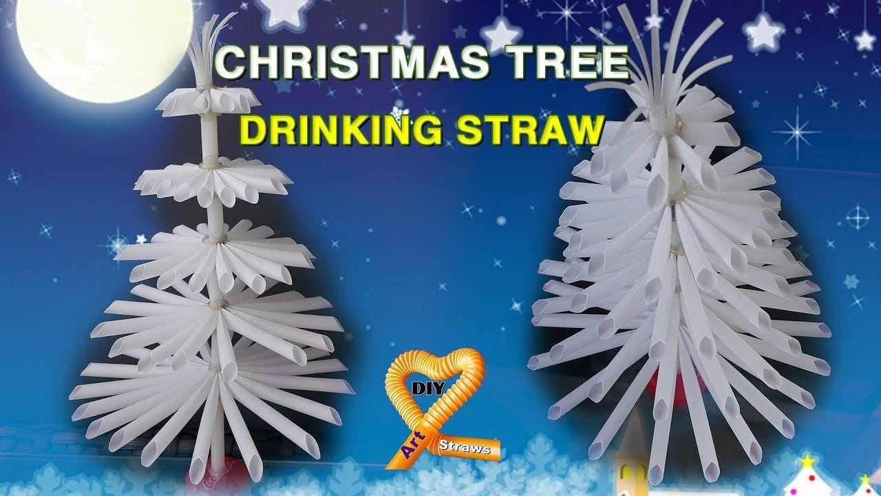 Youtube channel (DIY Art Straws) //pics.ee/diyartstraws DIY Straws - Christmas tree decoration ideas - How to make christmas tree out of straw & Youtube channel (DIY Art Straws): https://pics.ee/diyartstraws DIY ...