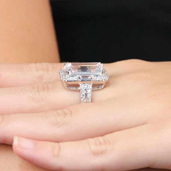 Kim Kardashian Engagement Ring Cost 15
