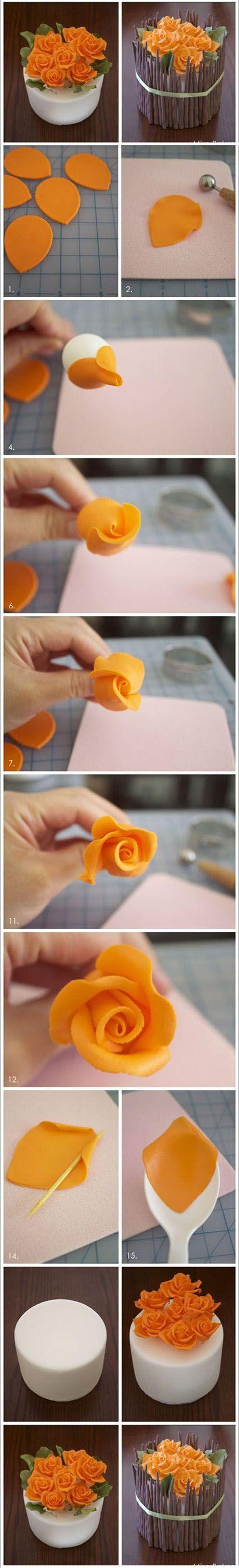 Diy Fall Flower | DIY & Crafts Tutorials