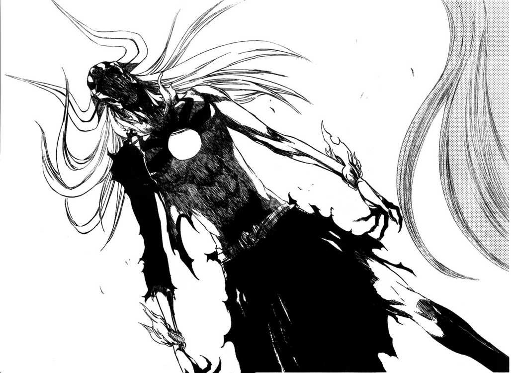 Lendo capítulo 350 :: Bleach | B / W ♡ | Pinterest | Dibujo y Arte