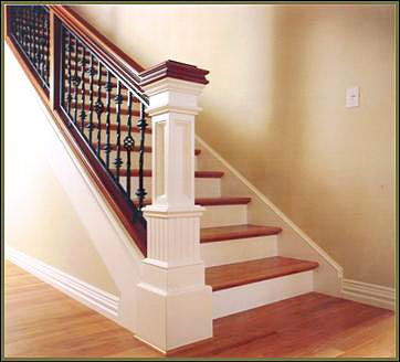 Puddle Town Gallery  Custom Staircases · Newel PostsStair ...