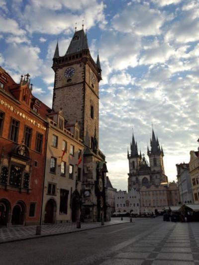 旅行 記 プラハ