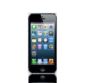 El iPhone 5 de 64GB de memoria interna posee una cámara fotográfica integrada de 8 MP, grabación de video en HD, autoenfoque y flash LED. Además, pantalla retina 4 pulgadas touch. Funciona con sistema operativo iOS 6 y procesador Apple A6.