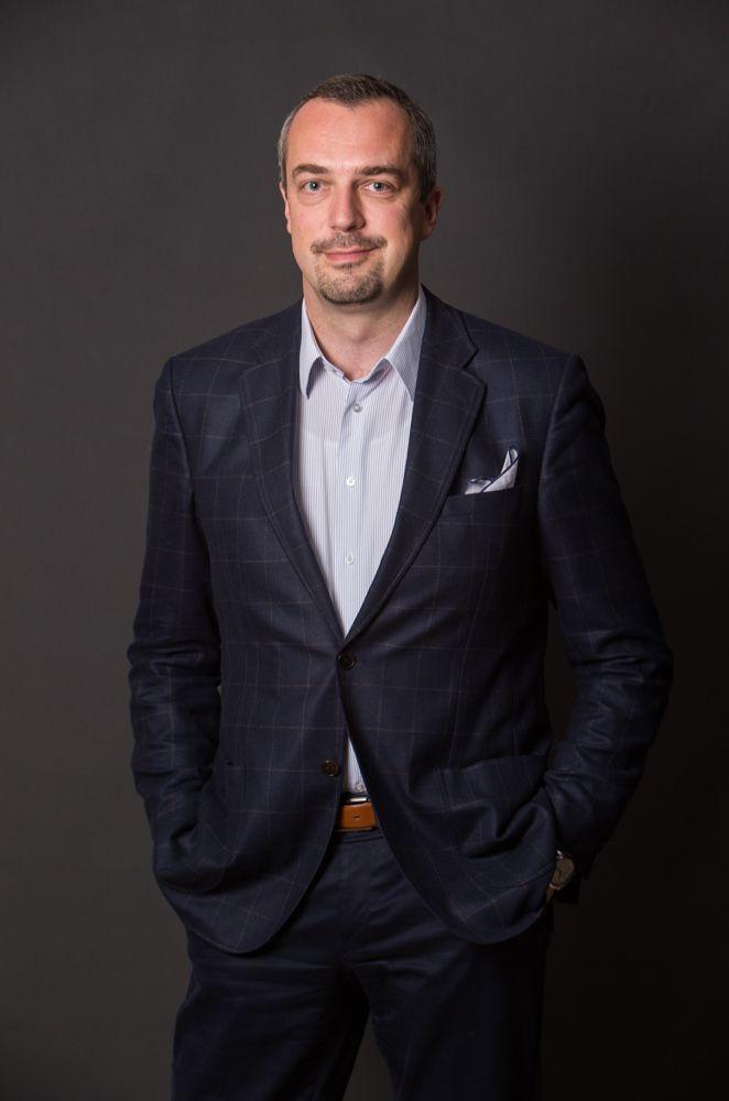 Robert Klimacki - Dyrektor biura regionalnego EY Polska w Poznaniu.