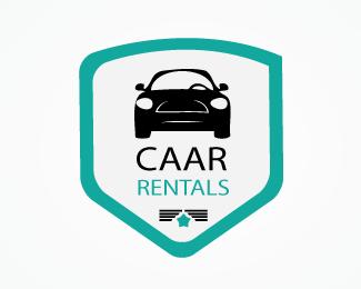 Caar Rentals Logo Design Modern Car Rental Logo Design Blended Black And Turquoise Color Car Icon Wrapped With Eleg Car Icons Modern Logo Design Logo Design