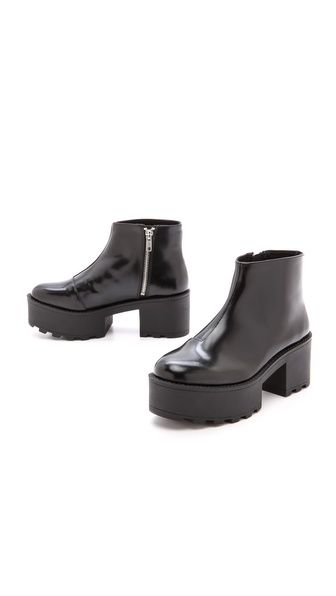 Yay or nay? Cheap Monday TRACTOR HIGH BOOTIES