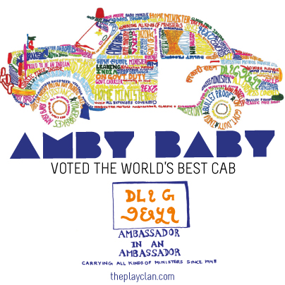 Amby Baby! Hear sirens rumbling and grumbling? Make way for Amby baby! The official carrier of India's vintage ministers, this classic piece has been carrying all kinds of classic pieces since 1948, has permission to break all traffic rules and runs on GOVT. DUTY with an ALL EXPENSES COVERED permit. Take a back seat, all you BMWs, our Amby tires but never retires!