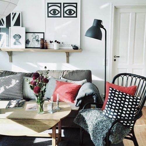 Simple Details Ikea Storsele Rattan Chair Rattan Chair Living Room Condo Living Room Hygge Living Room